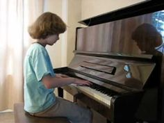 Roller Coaster. Original piano composition by Adam Kulju (10 yrs old)