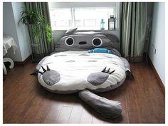 modabit, Cama Totoro