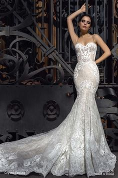 Crystal Design 2016 Wedding Dress