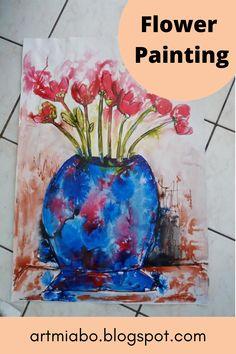 Artist flower Portfolio