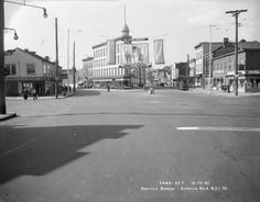 Astoria Boulevard and 21st Street. October 20, 1942