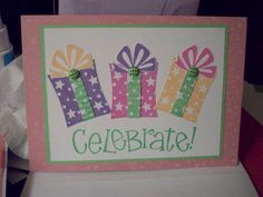 Office Birthday Card - 4 by Hot Java - Cards and Paper Crafts at Splitcoaststampers