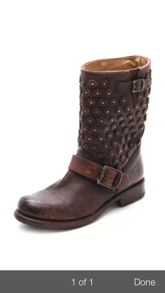 Frye Jenna Disc Short...just bought them, cannot wait until they arrive!