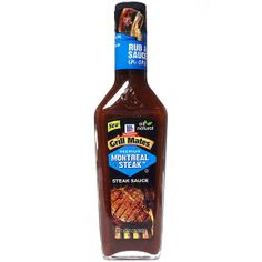 Best New BBQ Sauce - Grill Mates Montreal Steak Sauce   @Becky Ross Oakes