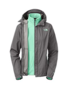The North Face Women's Jackets & Vests WOMEN'S MOMENTUM TRICLIMATE®