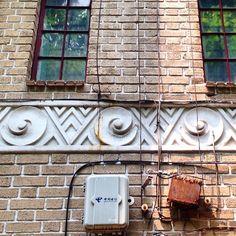 #Deco #detail on #Wuxing Lu. #ArtDeco #ShanghaiArtDeco #FrenchConcession #ffc #architecture #archstagram #instadeco #woco2015