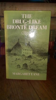 The Drug-Like Bronte Dream, Margaret Lane, vintage book about the Bronte sisters and their milieu. Drugs, Trending Outfits, Unique Jewelry, Handmade Gifts, Illustration, Books, Etsy, Vintage, Art