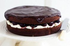 Black forest, Forests and Meringue on Pinterest