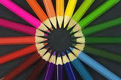 Zuivere kleuren zijn felle kleuren.