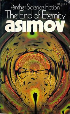 Photo of Asimov with Mylar