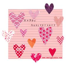 happy anniversary www.emilypickle.com