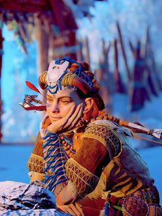 Horizon Zero Dawn Aloy, Bad Memes, Animal Games, Detroit Become Human, Epic Games, God Of War, Cute Faces, Post Apocalyptic, Game Character
