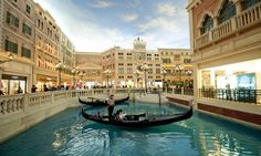 #Venetian is next on my travel list