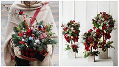 Святкова зимова тематика продовжує дивувати нас! Більше пропозицій на www.deliveryflower.com.ua