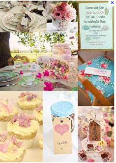 afternoon tea ideas, unique cupcakes, wedding ideas, dessert, mini cakes