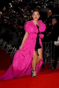 Sandy Powell, The Baftas, Beauty Network, Joseph Fiennes, Sam Mendes, Laura Whitmore, Millie Mackintosh, Florence Pugh, British Academy Film Awards