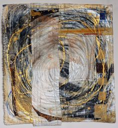 Painted Canvas Series | Blog » Deborah Fell Art Quilts