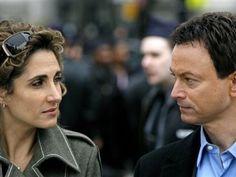 É amor ou amizade? Saiba mais sobre a relação de Mac e Stella de CSI: New York  http://r7.com/_ULT