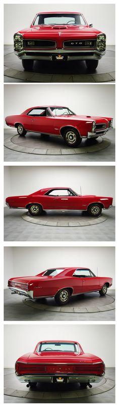My first love. 1966 Pontiac GTO #GTO #Pontiac #Rvinyl =========================== http://www.rvinyl.com/Pontiac-Accessories.html