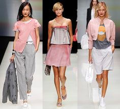 Los 10 colores de moda primavera verano 2016 del Pantone Fashion Color Report y las combinaciones cromáticas de las pasarelas S/S 16 2016 Fashion Trends, 2016 Trends, Your Style, Style Me, Spring Summer 2016, Color Trends, Spring Outfits, Catwalk, Fashion Outfits