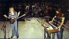 Rush, very early photo