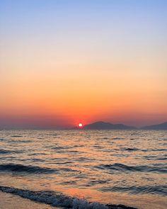 Beach Pool, Beach Hotels, Kos, Celestial, Sunset, Outdoor, Simple, Sunsets, Outdoors