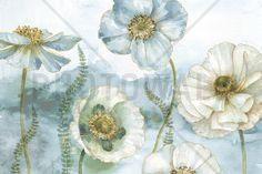 My Greenhouse Flowers - Tapetit / tapetti - Photowall