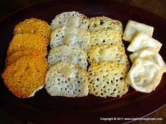 Charski Cheese Crackers - Picture Heavy ;) - Low Carb Friends