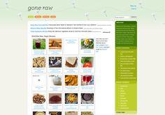 Gone Raw (multiple authors) http://goneraw.com