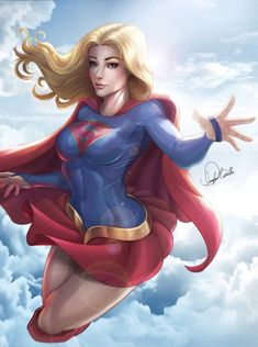 Want to discover art related to supergirl? Check out inspiring examples of supergirl artwork on DeviantArt, and get inspired by our community of talented artists. Heros Comics, Dc Comics Girls, Dc Comics Characters, Dc Comics Art, Marvel Girls, Dc Heroes, Marvel Dc, Melissa Supergirl, Supergirl Comic