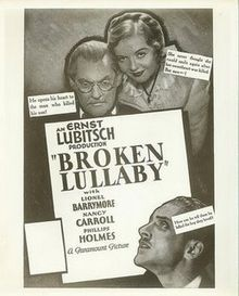 Broken Lullaby - Wikipedia, the free encyclopedia