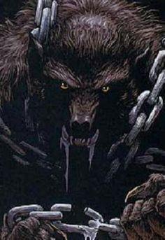 2463 Best Werewolves images in 2019   Werewolf, Wolf