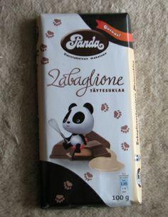 Pandan pienet suklaalevyt, suurinosa käy. Manteli siis rajoite.