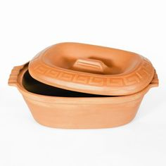 LARGE CLAY POT - To sum it up the Claypot is easy to use, lasts long, and simply indispensable. We think that it's pointless to praise this excellent vessel since it praises itself and the right choice of the customer who buys it. Clay Pots, Casserole Dishes, Terracotta, Cookware, Easy, Terra Cotta, Cooking Ware, Kitchen Gadgets, Clay Pot Crafts