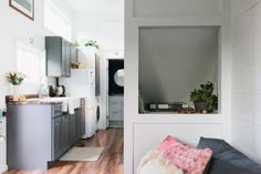 Storage - Golden by American Tiny House