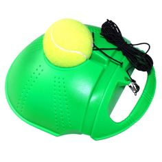 Cheap for tennis, Buy Quality partner Directly from China Suppliers:Rebound Trainer Set Training Aids Practice Partner Equipment 2 Color Tennis Training Partner for Beginner Updated New Drop ship Tennis Trainer, Tennis Equipment, Tennis Tips, Tennis Rules, Tennis Gear, Lawn Tennis, Tennis Elbow, Racquet Sports, Tennis Players