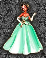 Disney High Fashion - Tiana
