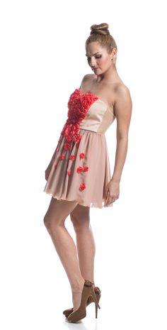 Etiquette Boutique fashion Dress Luxury pink