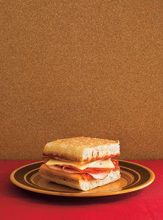 Recette de Ricardo de sandwich pizza