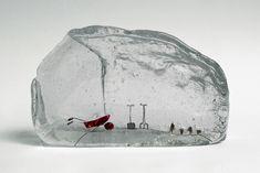 Miniature Glass Wonderlands By Jenny Ayrton