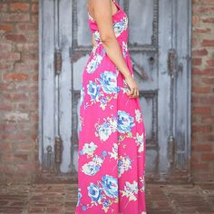 Crushing on the vibrant colors, pretty floral print, and breezy style of our…