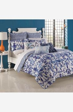 KAS Designs 'Beatriz' Duvet Cover Set available at #Nordstrom