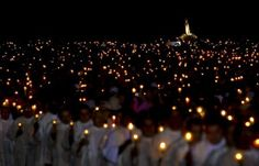 Pilgrimage to Fatima, Portugal - Via Seattle Times - May 13, 2015