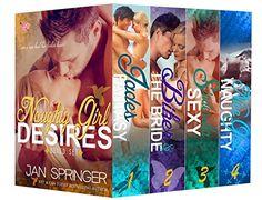 Naughty Girl Desires Boxed Set: Romance, Contemporary Romance, Romance Suspense, Box Set, Jan Springer - Amazon.com