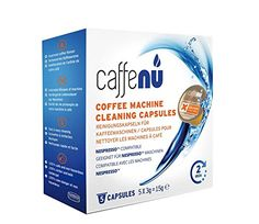 Caffenu Cleaning capsules for Nespresso coffee machine 999190406 >>> You can get more details by clicking on the image.(It is Amazon affiliate link)