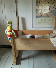 wooden crib, i WOOD love one for our next baby