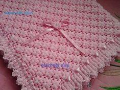 stunning new hand knitted baby shawl blanket 36 x 36 Baby Afghan Crochet, Baby Afghans, Afghan Crochet Patterns, Baby Knitting Patterns, Crochet Stitches, Diy Crafts Crochet, Crochet Projects, Pinterest Crochet, Baby Shawl