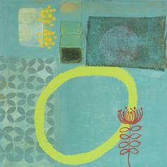 "Saatchi Art Artist Giorgia Siriaco; Painting, ""Protea series III"" #art"