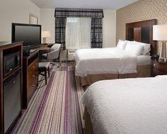 Hampton Inn & Suites Chicago Southland-Matteson Hotel, IL - Double Guest Room