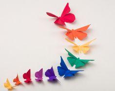 Kreative Ideen zur Wandgestaltung im Kinderzimmer->http://ow.ly/Y4LMf